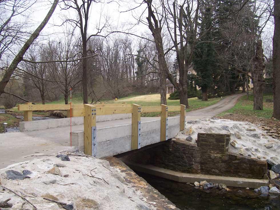 Bridge Repair - After