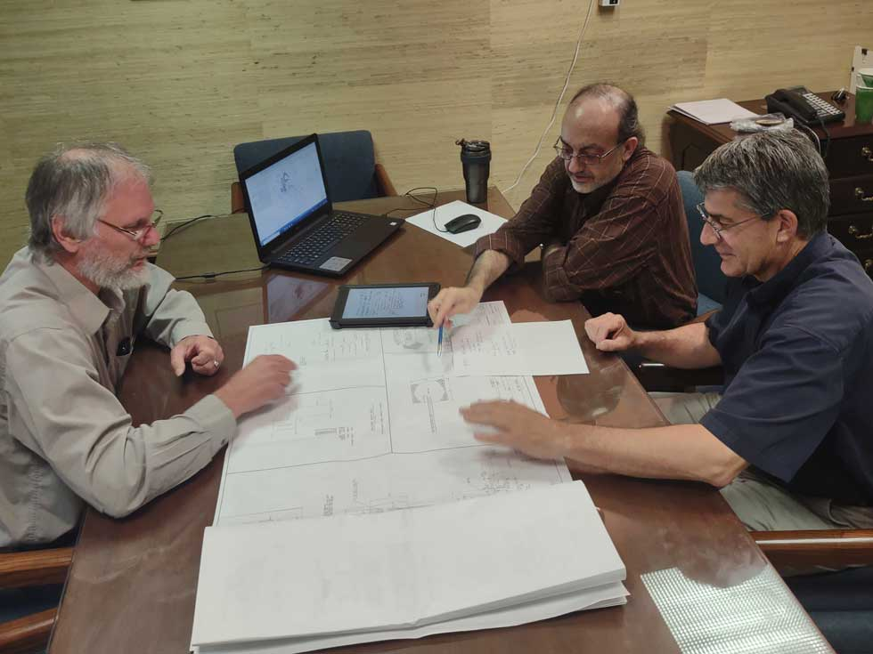 Applicant's Site Plan Review